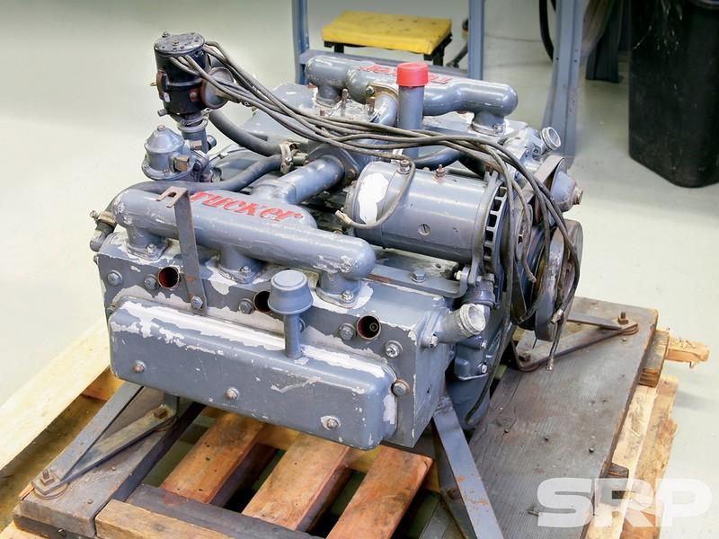 Такер планировал выпускать Tucker Torpedo на уровне 300 тыс. машин в год. Была подготовлена мощная п