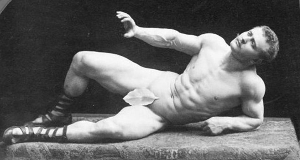 Александр Ширай. Ширай действительно обладал прекрасным по тем временам телосложением и неоднократно