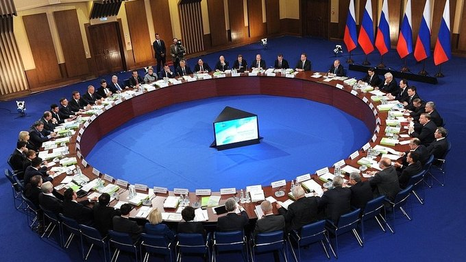 Путин пригрозил кадровыми решениями губернаторам, неподдерживающим бизнес
