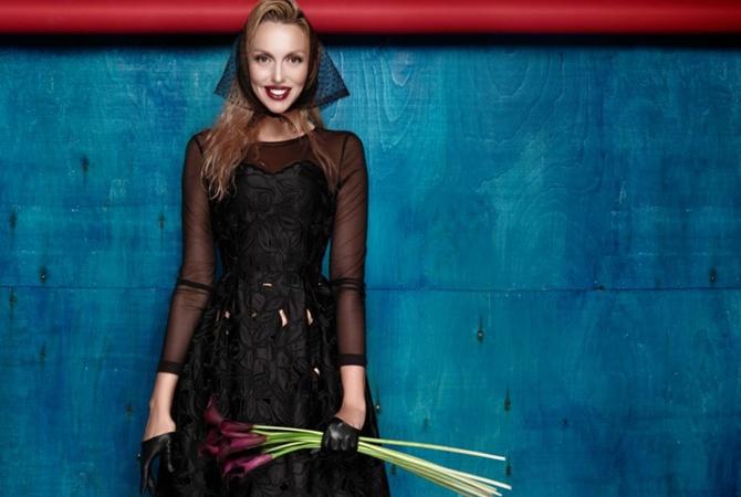 Оля Полякова выйдет насцену в семнадцати килограммовом кокошнике 4
