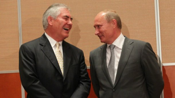 Кандидат напост госсекретаря США был связан с русским офшором— Guardian
