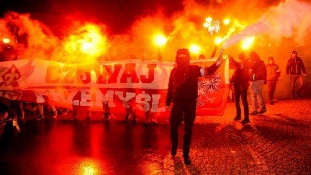 ВПольше предъявили обвинения поляку заантиукраинские призывы