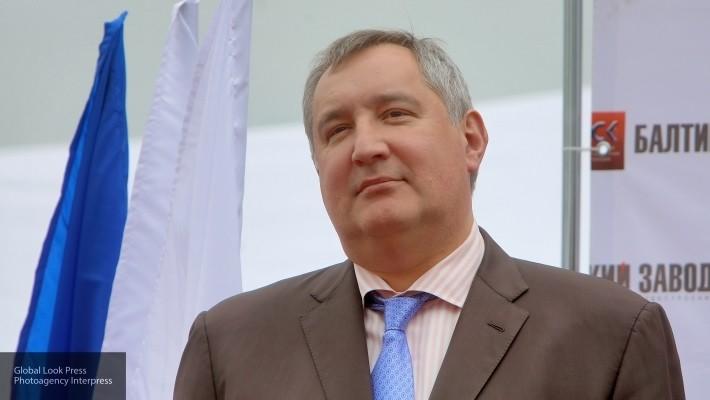 Рогозин сказал, когда РФ построит базу наЛуне