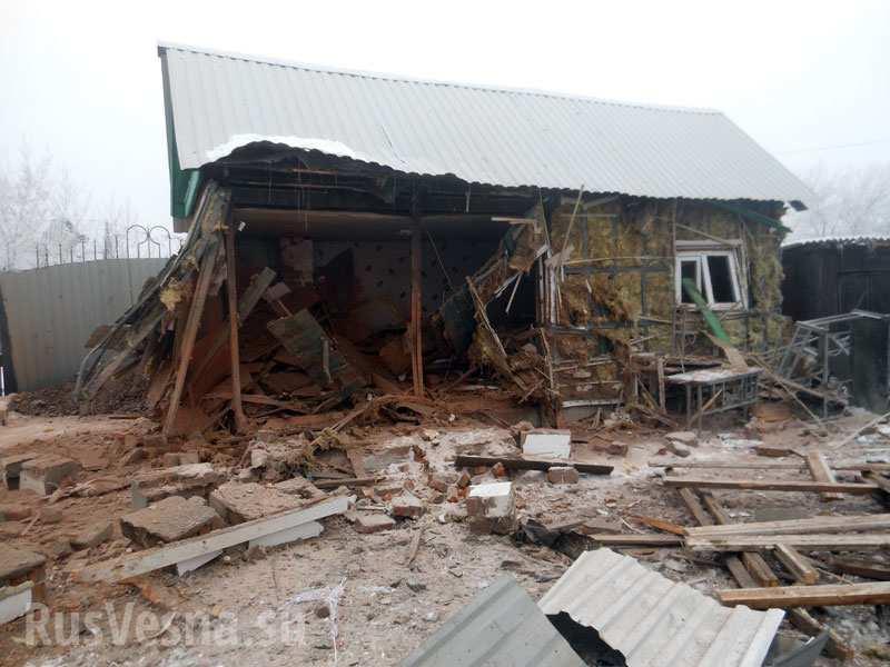 Украинские силовики выпустили потерритории ДНР практически 90 мин