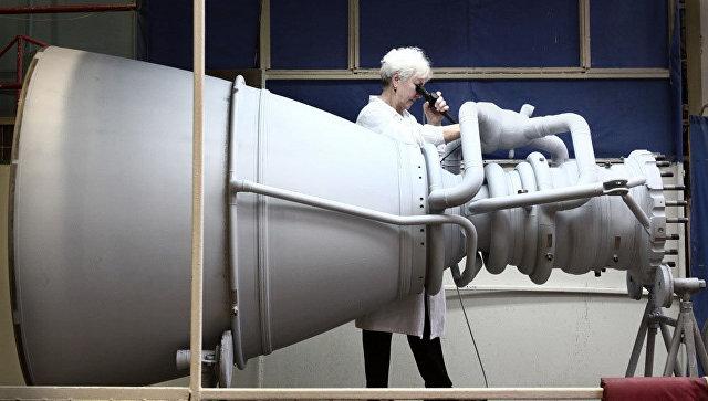 ВВоронеже благополучно испытали новый кислородно-метановый мотор