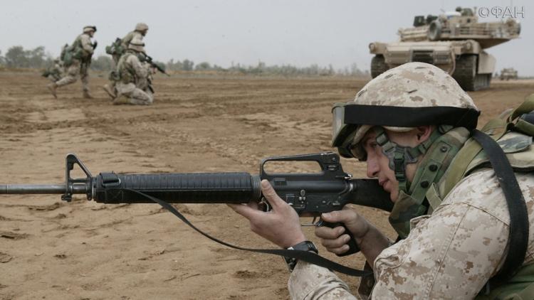 В «оборонке» поведали опреимуществах украинской версии винтовки М-16
