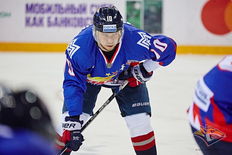 Сергей Мозякин установил рекорд результативности вКХЛ