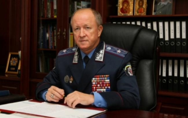 Милиция открыла производство пообстрелу дома экс-главы МВД области