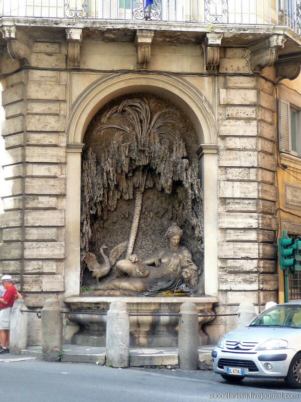Пл. Четырёх фонтанов