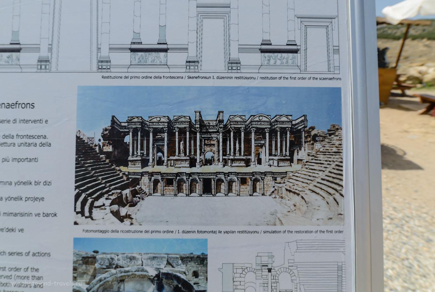 Фото 21. Раскопки Иераполиса ведутся с 1887 года. Отзывы об экскурсии Памуккале.