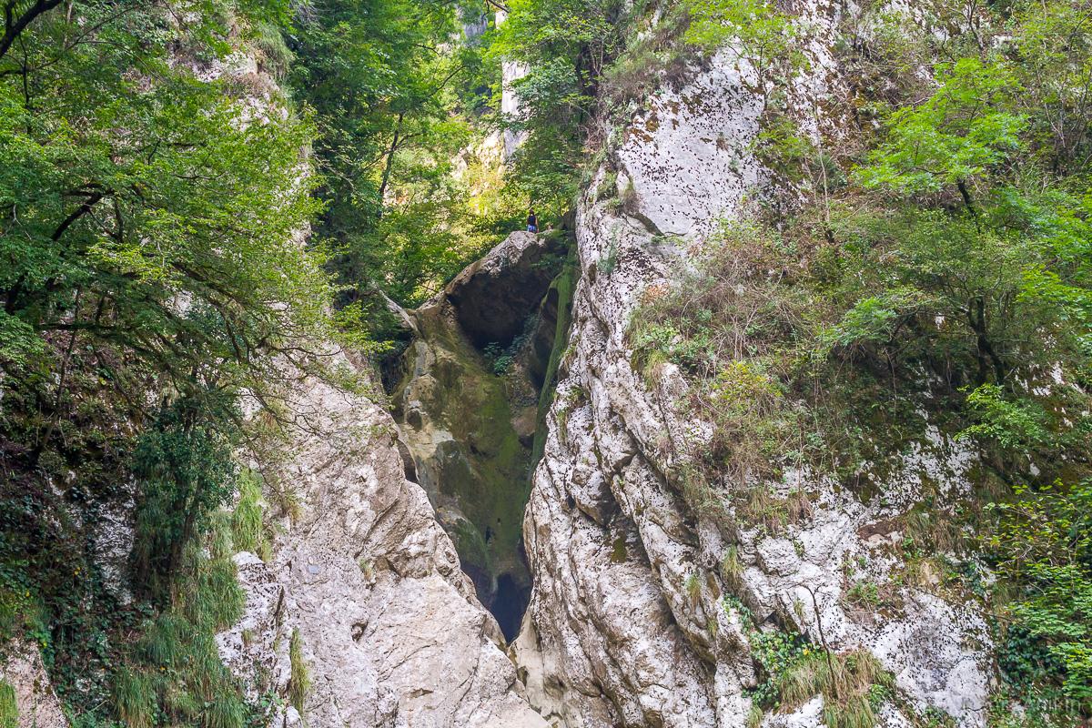 Агурские водопады фото 15