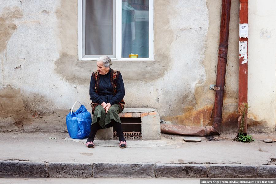 Будни Тбилиси. Фотозарисовки