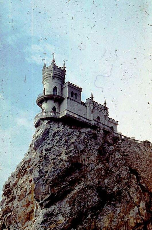 ...НАШ АДРЕС СОВЕТСКИЙ СОЮЗ. Крым, 80-е годы. Фотограф Николай Бродяной.jpg