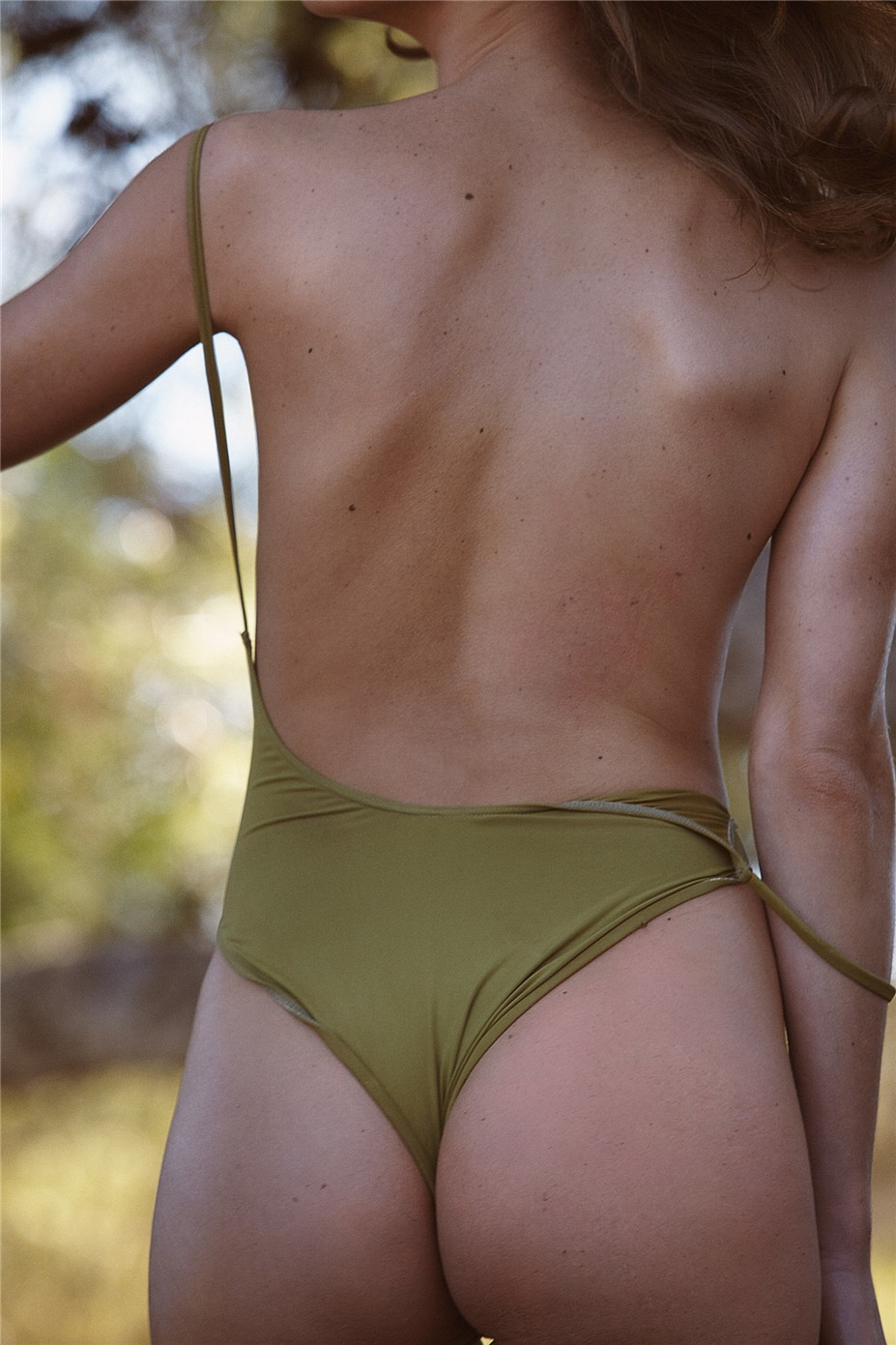 Обнаженные девушки на пляжах Ибицы / Ibiza Nudes by Diane Betties - Manouk Kroes