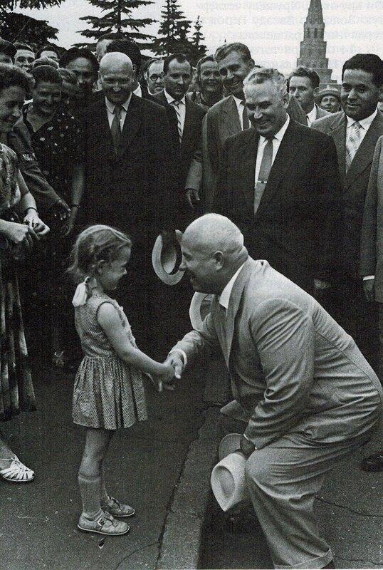 544171 Встреча в  Московском  Кремле кон. 50-х.jpg