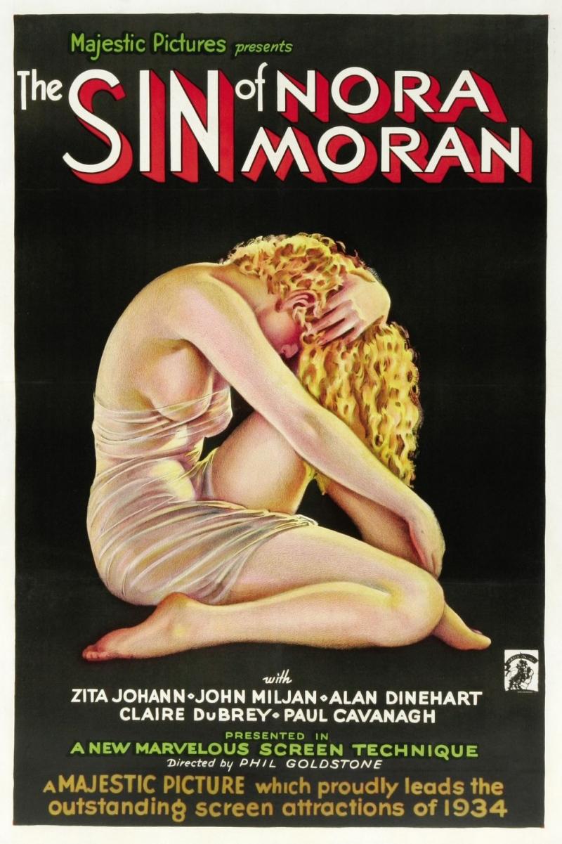 The Sin of Nora Moran - (1933).jpg