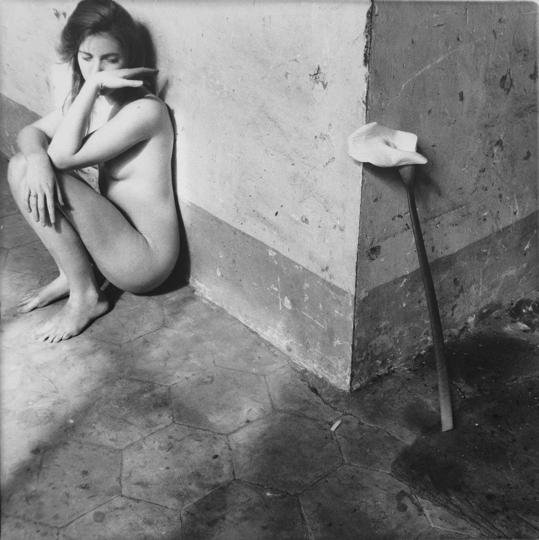 1977 - 1978. Без названия. Рим, Италия