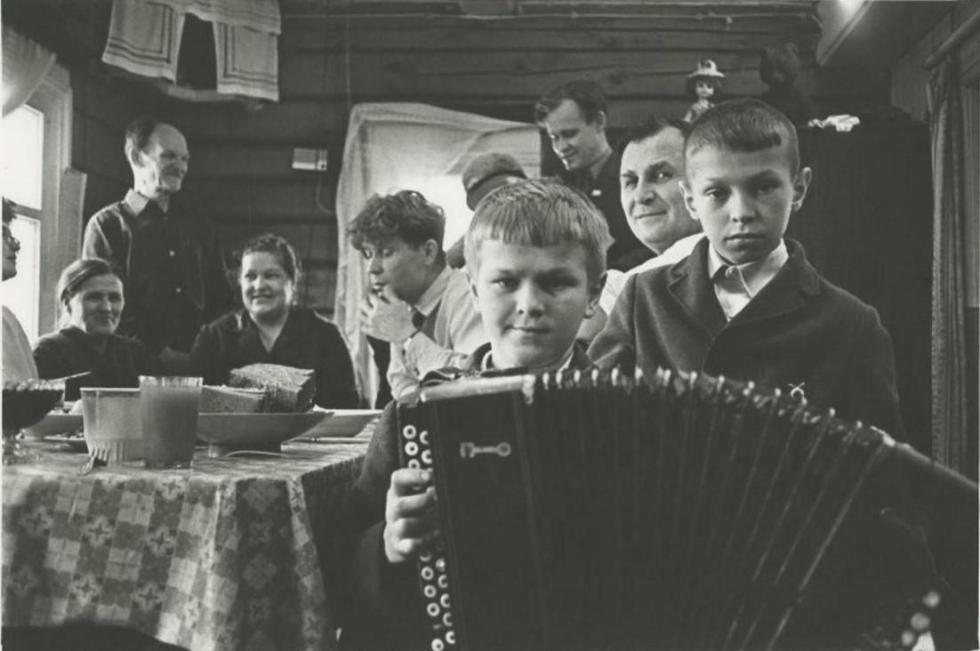 1974. Рабочая династия Крашенинниковых. Иваново g
