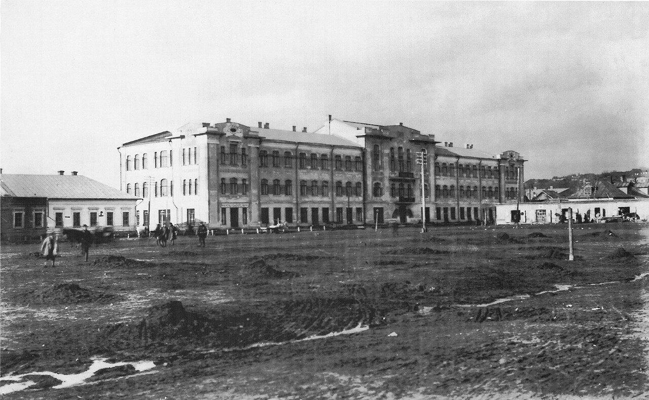 Базарная площадь. 1911