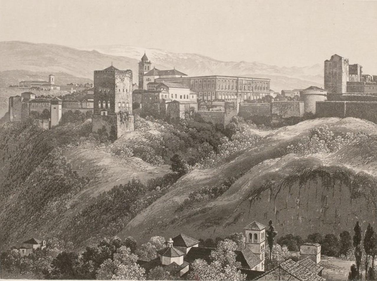 Испания. Гранада