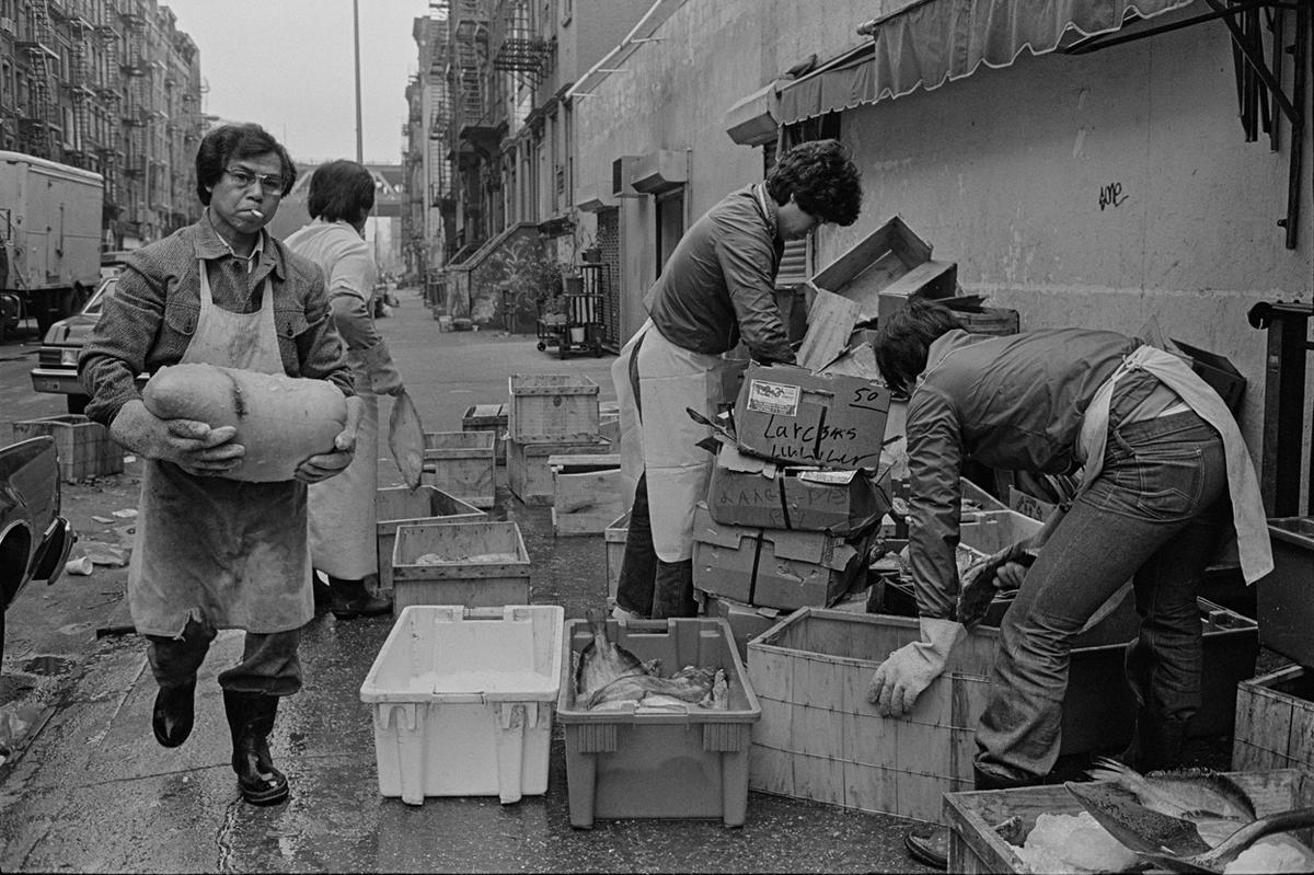 1982. Генри-стрит