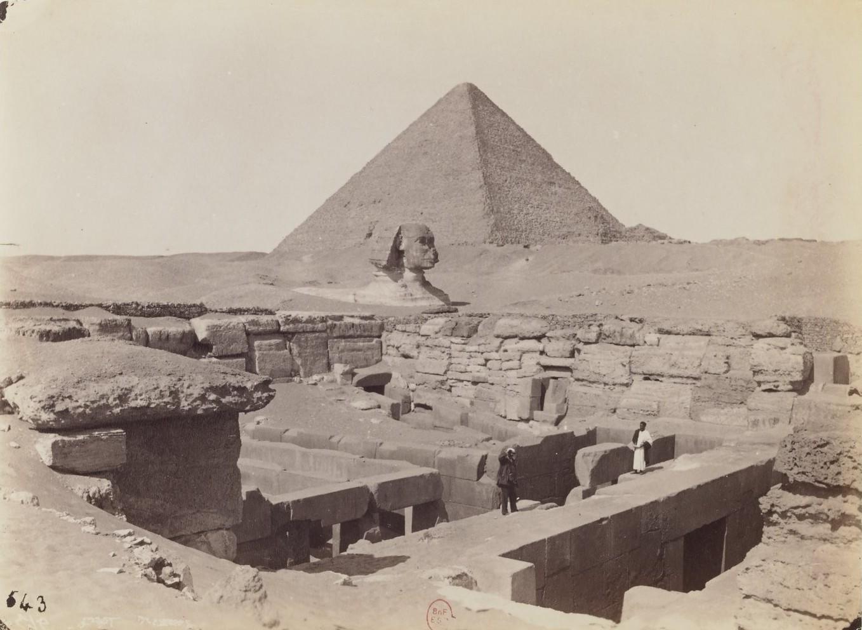 Гиза. Пирамиды, Сфинкс и храм Изиды