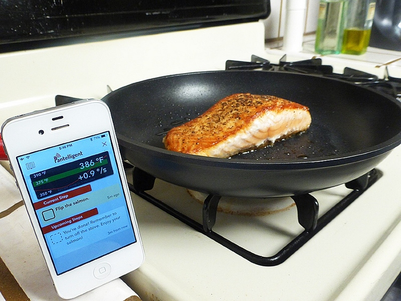 Умные приспособления для современной кухни