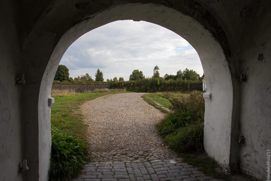 alexbelykh.ru, Анненские укрепления