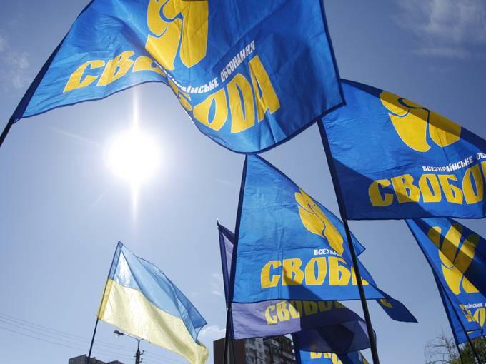 По итогам выборов 90 свободовцев стали депутатами советов объединенных общин територіяльних