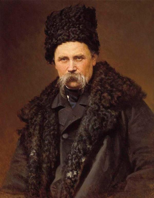 Портрет поэта и художника Тараса Григорьевича Шевченк.jpg