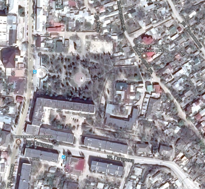 Парк им. В.И. Ленина