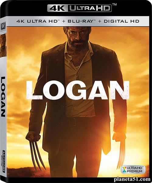 Логан / Logan (2017/BDRip/HDRip)