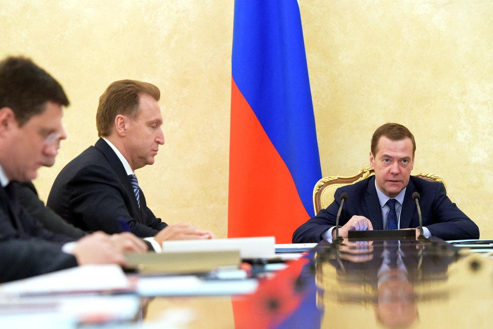 Медведев: РФ  ценит интерес иностранных инвесторов