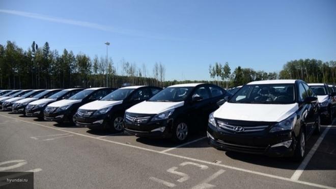 Всередине весны 2017-ого автопром Петербурга увеличил производство на44%