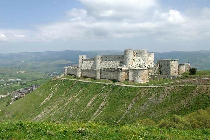 Самые неприступные крепости в истории человечества