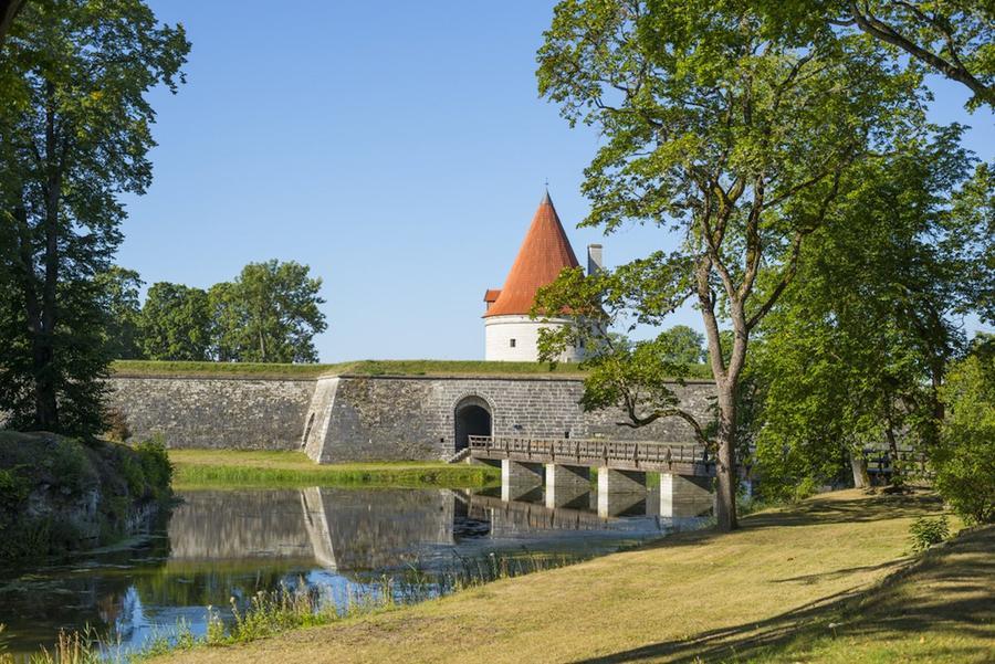 5. Сааремаа (Эстония) Сааремаа Эстония. 17 неизвестных райских островов Европы . Фото с сайта NewPix