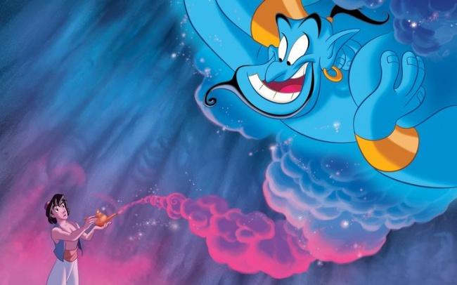 © The Walt Disney Company  Приквел : Аладдин (11ноября 1992года) Премьера : 2019 Сюжет : Нов