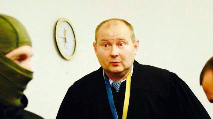 Украина просит Интерпол объявить Чауса вмеждународный розыск