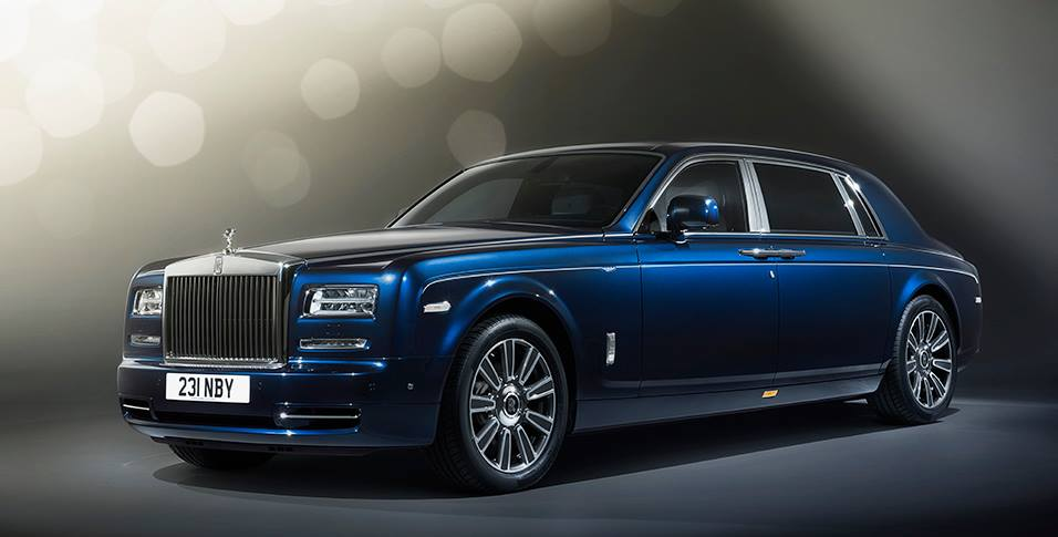 Роллс Ройс возглавил список самых дорогих авто