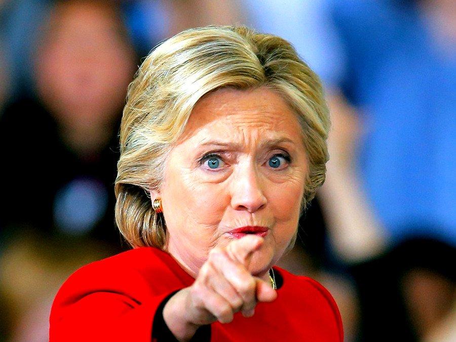 Суд обязал выборщиков проголосовать заХиллари Клинтон