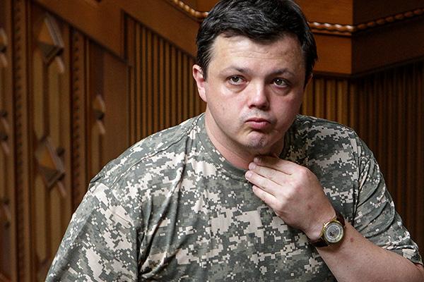 Украина должна отгородиться отнеподконтрольных территорий— Семенченко