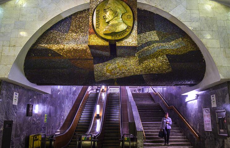 Шесть станций московского метро закроют навыходные