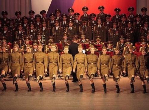 Концерт-реквием памяти артистов ансамбля Александрова пройдет вБишкеке
