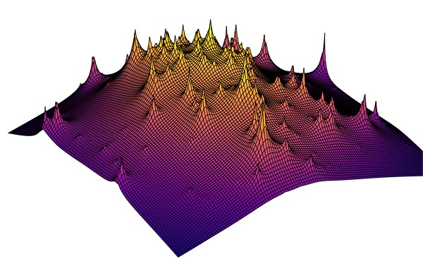 Астрономы составили исчерпывающую карту черной материи