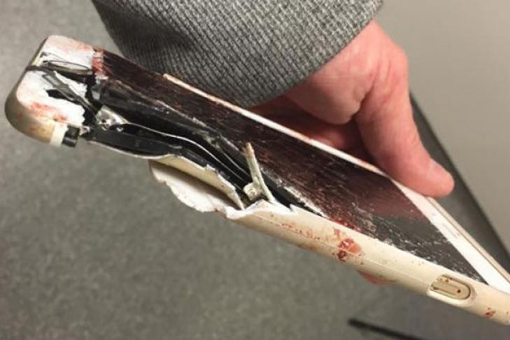 IPhone спас жизнь женщине вовремя теракта вМанчестере