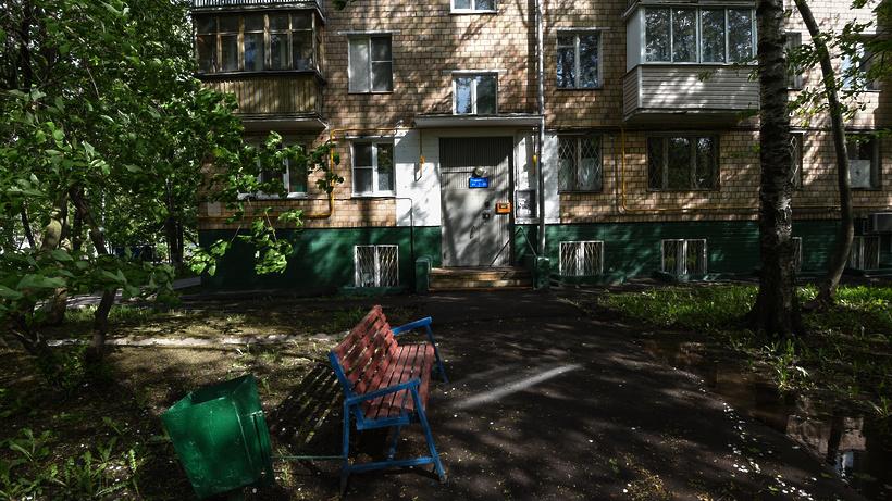 Москвичи начали массово торговать квартиры видущих под снос хрущевках