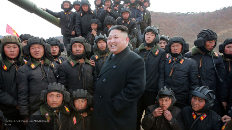 Трамп назвал запуск ракеты КНДР неуважением кКитаю