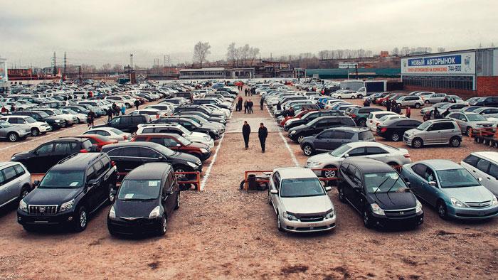 Названы самые известные автомобили ужителей российской федерации в этом году