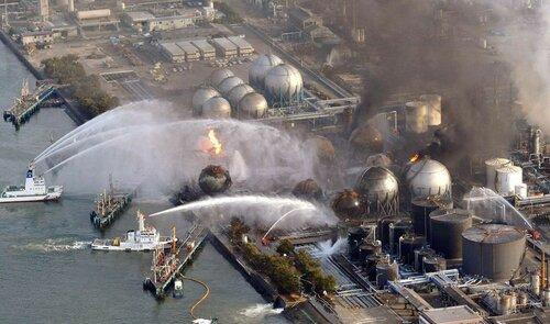 Фукусима- ядерная катастрофа в миллионы раз страшнее Чернобыльской