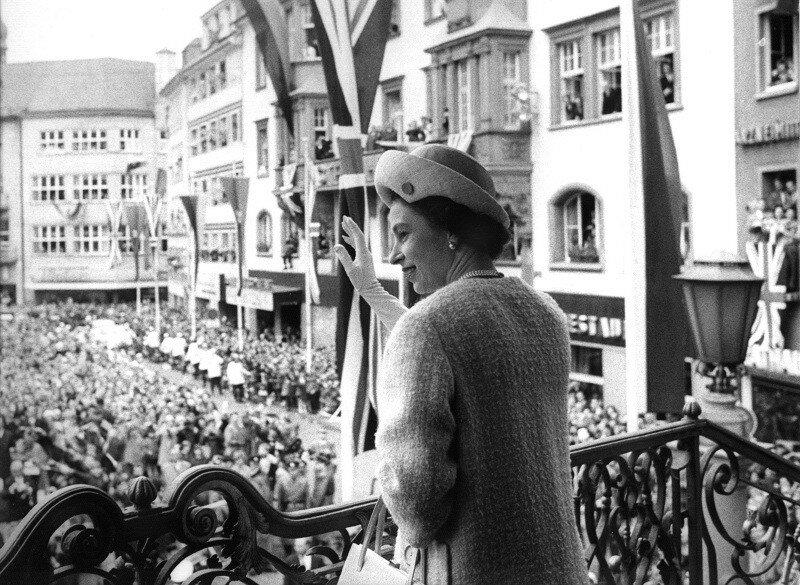 В Германии, 1965 г.